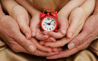 От чего зависит продолжительность жизни человека