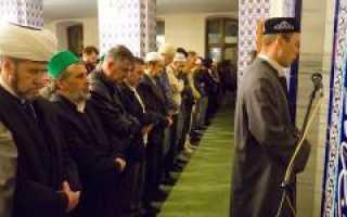 Вид молитвы Дуа Кунут Таравих намаза: когда необходимо читать текст